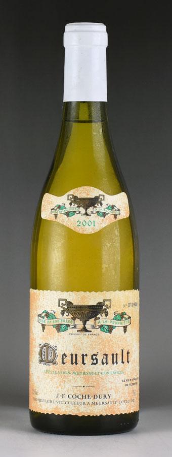 【送料無料】 [2001] コシュ・デュリ ムルソーフランス / ブルゴーニュ / 白ワイン