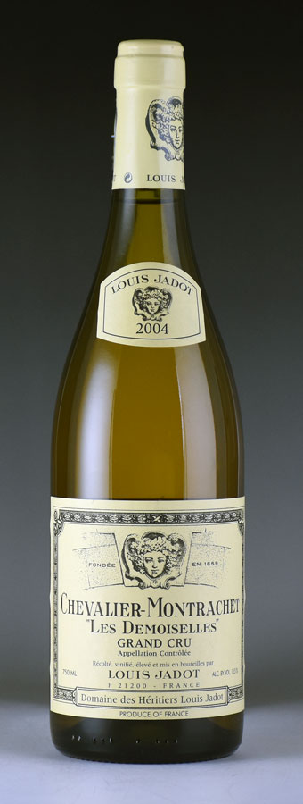 [2004] ルイ・ジャド シュヴァリエ・モンラッシェ レ・ドゥモワゼルフランス / ブルゴーニュ / 白ワイン