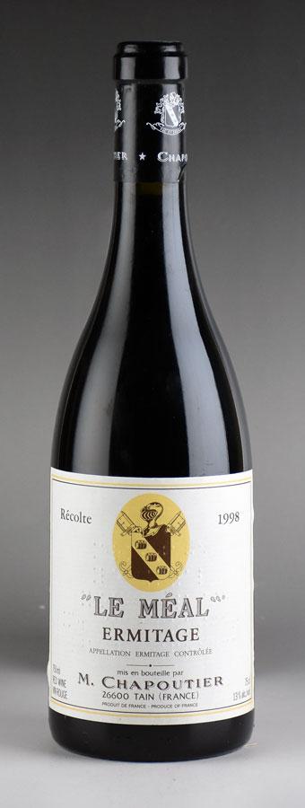 [1998] シャプティエ エルミタージュ ル・メアルセレクション・パーセレールフランス / ローヌ / 赤ワイン