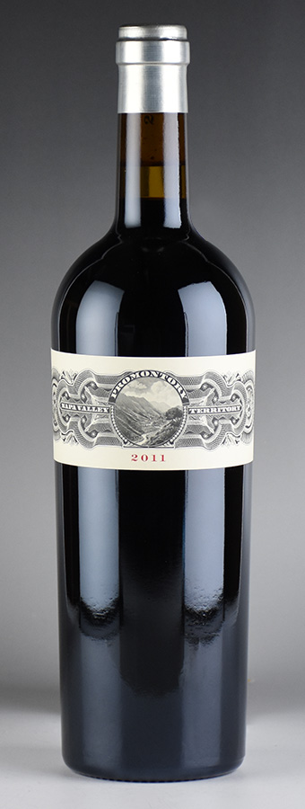 【10月特別特価】[2011] プロモントリー プロプライエタリー・レッドアメリカ / カリフォルニア / 赤ワイン