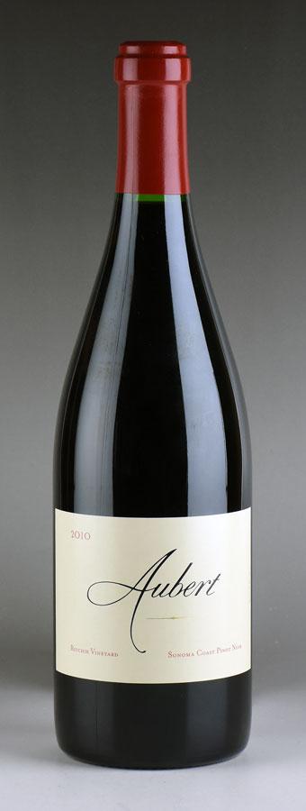 [2010] オーベール ピノ・ノワール リッチー・ヴィンヤードアメリカ / カリフォルニア / 赤ワイン