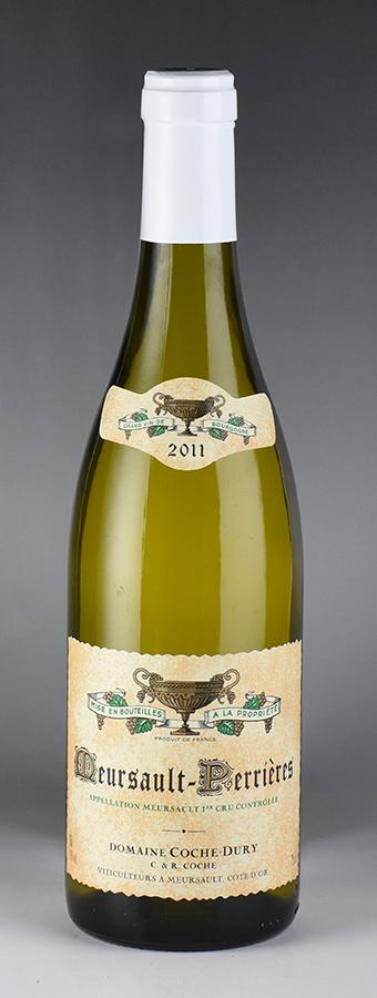[2011] コシュ・デュリ ムルソー・ペリエールフランス / ブルゴーニュ / 白ワイン
