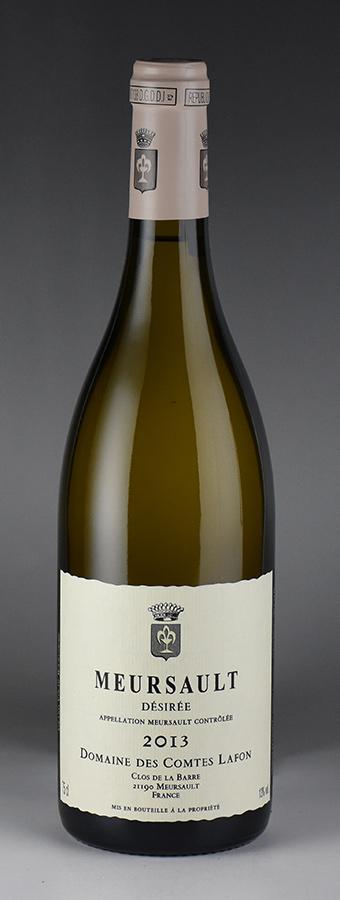 [2013] コント・ラフォン ムルソー・デジレフランス / ブルゴーニュ / 白ワイン