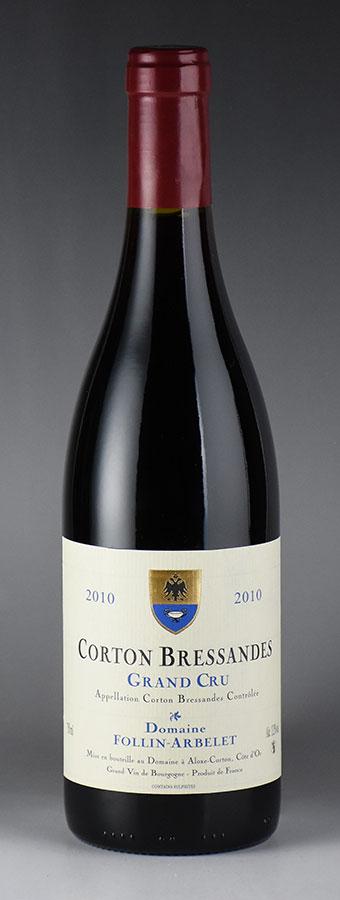 [2010] フォラン・アルブレ コルトン・ブレッサンドフランス / ブルゴーニュ / 赤ワイン