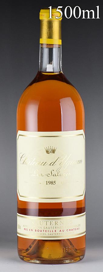 [1985] シャトー・ディケム マグナム 1500mlフランス / ボルドー / 白ワイン