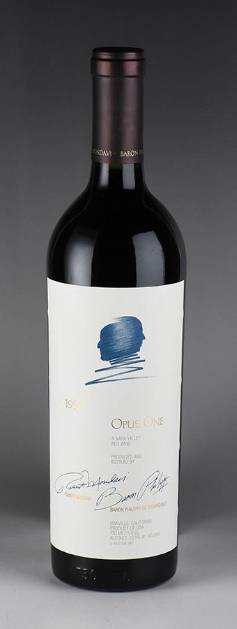 [1999] オーパス・ワンアメリカ / カリフォルニア / 赤ワイン