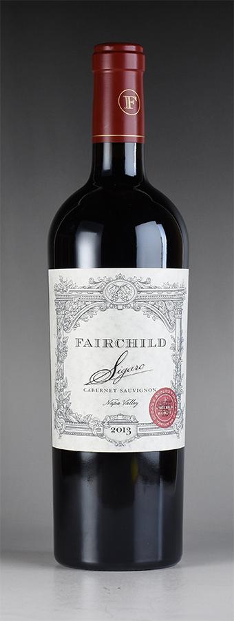 【激安アウトレット!】 [2013] 赤ワイン フェアチャイルド シガロ カベルネ・ソーヴィニヨンアメリカ/ カリフォルニア [2013]// 赤ワイン, セカンドパーツ:fd41c23b --- canoncity.azurewebsites.net