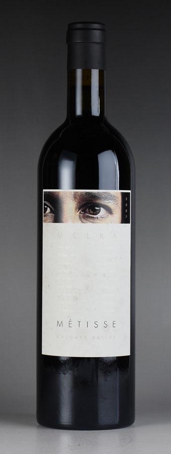 [2007] メルカ メティス ラ・メケラ・ヴィンヤード ※ラベル汚れありアメリカ / カリフォルニア / 赤ワイン[outlet]