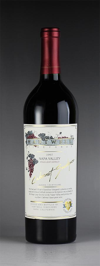 【スーパーセール】 [1997] ハートウェル サンシャイン 赤ワイン・ヴィンヤード スタッグス・リープ ハートウェル・ディストリクト カベルネ・ソーヴィニヨンアメリカ// カリフォルニア/ 赤ワイン, 三加茂町:648426a4 --- canoncity.azurewebsites.net