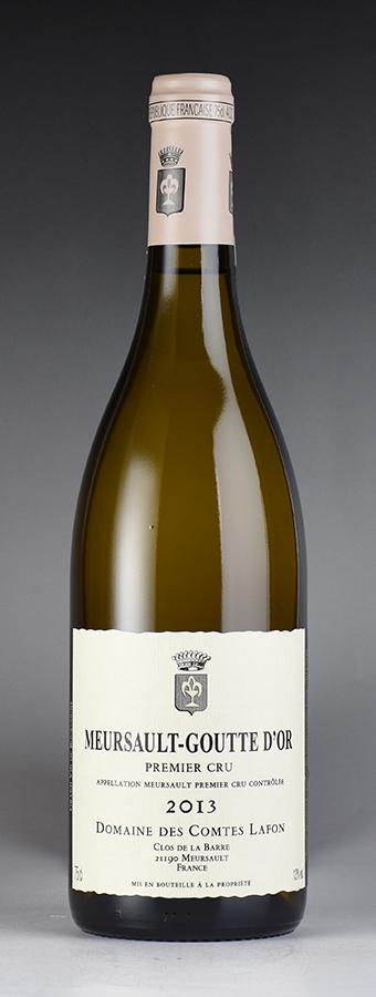 [2013] コント・ラフォン ムルソー グット・ドールフランス / ブルゴーニュ / 白ワイン