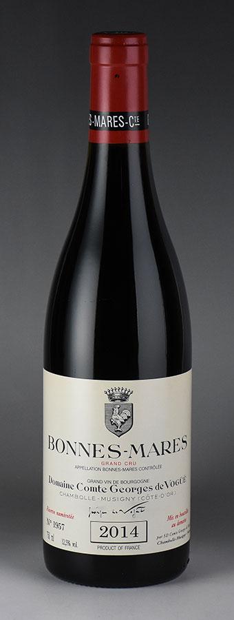 [2014] ヴォギュエ ボンヌ・マールフランス / ブルゴーニュ / 赤ワイン