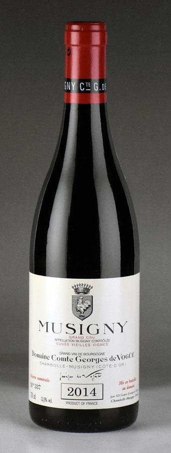 【10月特別特価】[2014] ヴォギュエ ミュジニー ヴィエイユ・ヴィーニュフランス / ブルゴーニュ / 赤ワイン