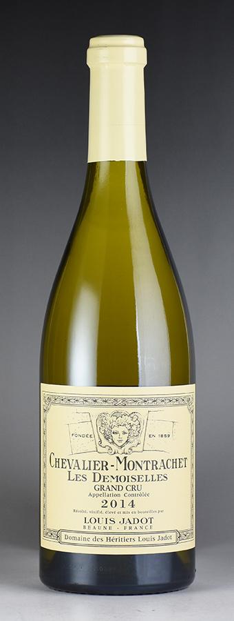 [2014] ルイ・ジャド シュヴァリエ・モンラッシェ レ・ドゥモワゼルフランス / ブルゴーニュ / 白ワイン