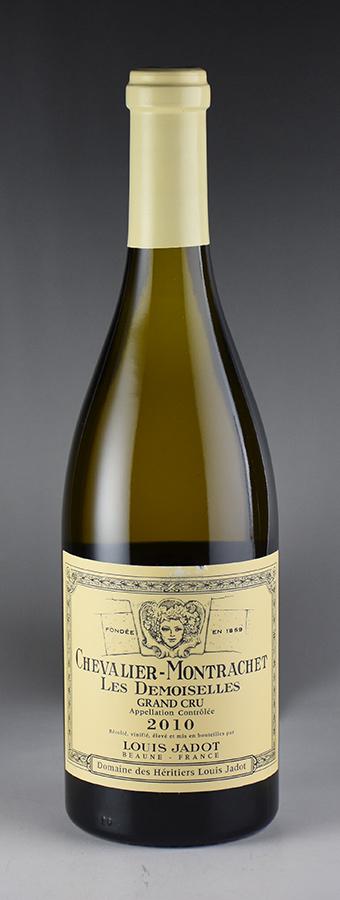[2010] ルイ・ジャド シュヴァリエ・モンラッシェ レ・ドゥモワゼルフランス / ブルゴーニュ / 白ワイン