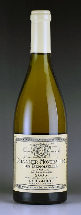 [2005] ルイ・ジャド シュヴァリエ・モンラッシェ レ・ドゥモワゼルフランス / ブルゴーニュ / 白ワイン