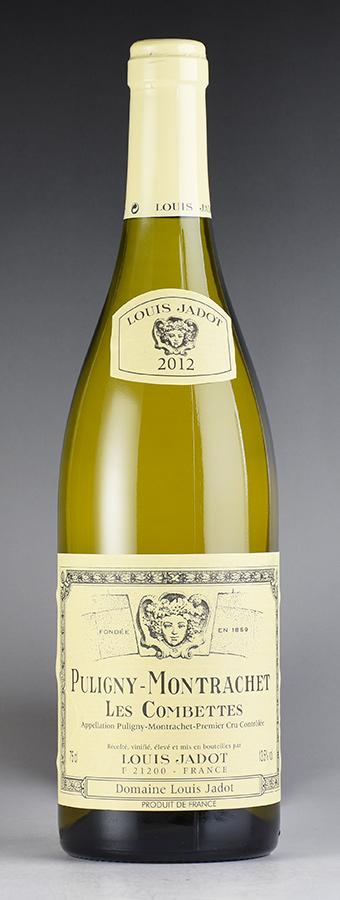 [2012] ルイ・ジャド ピュリニー・モンラッシェ レ・コンベットフランス / ブルゴーニュ / 白ワイン