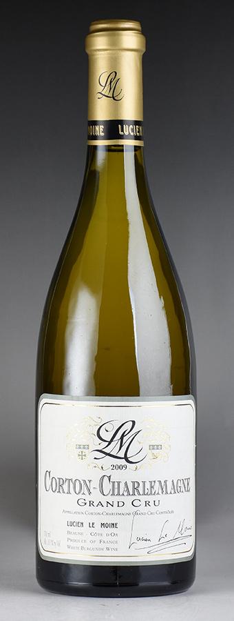 [2009] ルシアン・ル・モワンヌ コルトン・シャルルマーニュフランス / ブルゴーニュ / 白ワイン
