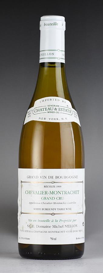 [1999] ミシェル・ニーロン シュヴァリエ・モンラッシェフランス / ブルゴーニュ / 白ワイン