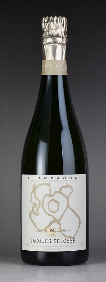 【送料無料】 [1995] ジャック・セロス ミレジムフランス / シャンパーニュ / 発泡・シャンパン