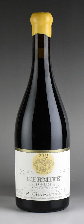 [2013] シャプティエ エルミタージュ レルミットフランス / ローヌ / 赤ワイン