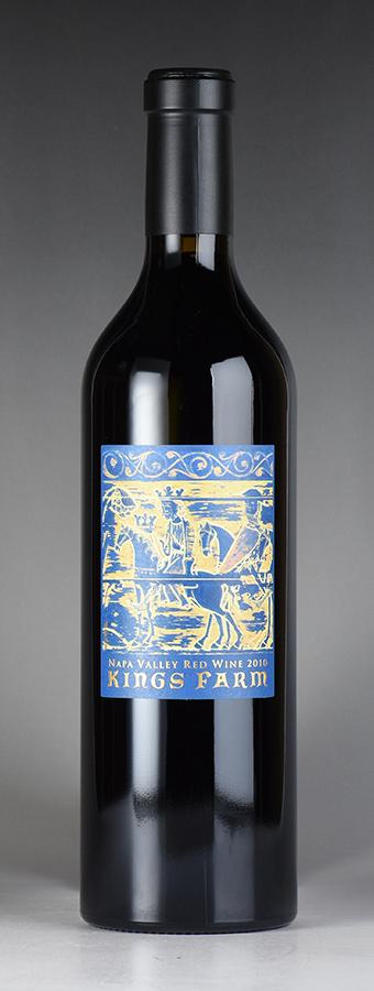 [2010] コングスガード レッド・ワイン キングス・ファームアメリカ / カリフォルニア / 赤ワイン