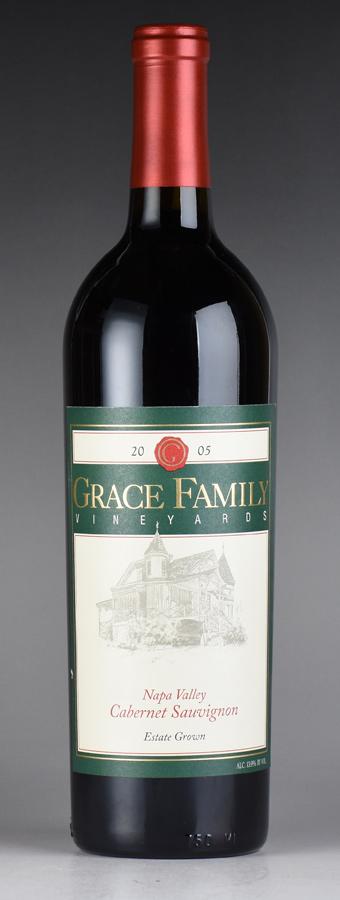 【送料無料】 [2005] グレース・ファミリー カベルネ・ソーヴィニヨンアメリカ / カリフォルニア / 赤ワイン