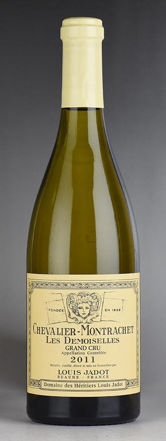 [2011] ルイ・ジャド シュヴァリエ・モンラッシェ レ・ドゥモワゼルフランス / ブルゴーニュ / 白ワイン