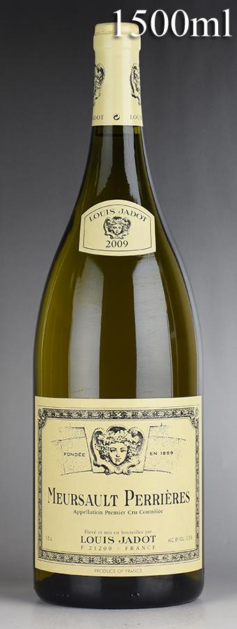 [2009] ルイ・ジャド ムルソー・ペリエール マグナム 1500mlフランス / ブルゴーニュ / 白ワイン