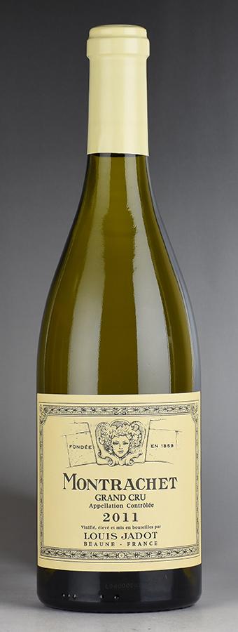 [2011] ルイ・ジャド モンラッシェフランス / ブルゴーニュ / 白ワイン[のこり1本]