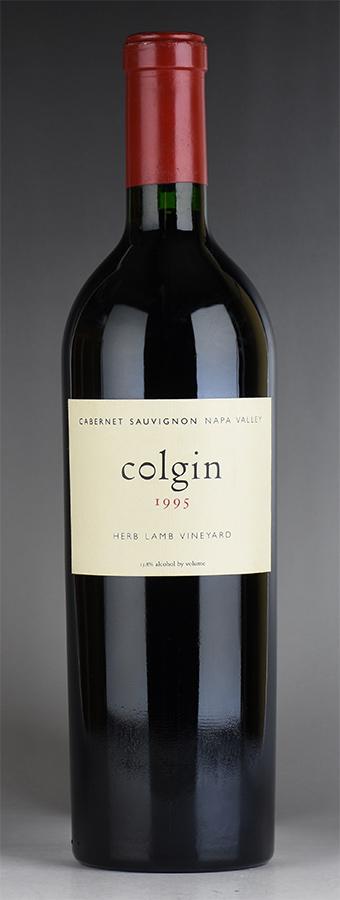[1995] コルギン カベルネ・ソーヴィニヨン ハーブ・ラム・ヴィンヤードアメリカ / カリフォルニア / 赤ワイン[のこり1本]