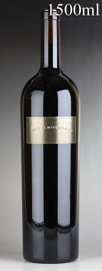 [2010] レヴィ&マクレラン カベルネ・ソーヴィニヨン マグナム 1500ml ※ラベルしわありアメリカ / カリフォルニア / 赤ワイン