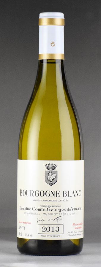 [2013] ヴォギュエ ブルゴーニュ・ブランフランス / ブルゴーニュ / 白ワイン