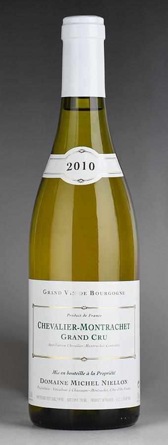 [2010] ミシェル・ニーロン シュヴァリエ・モンラッシェフランス / ブルゴーニュ / 白ワイン