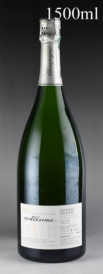 [2003] ジャック・セロス ミレジム マグナム 1500mlフランス / シャンパーニュ / 発泡・シャンパン