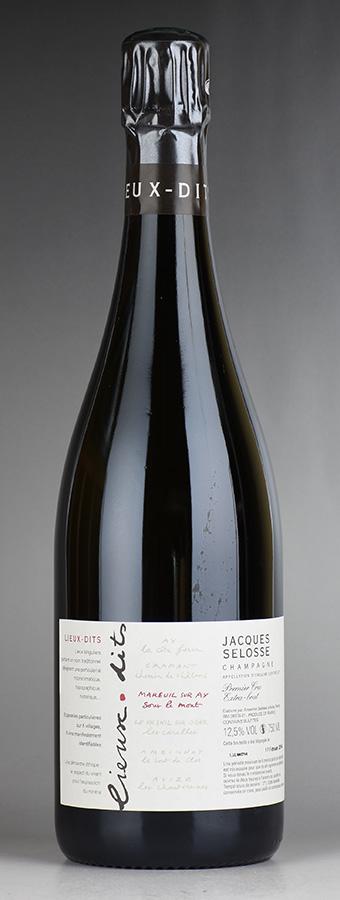 NV ジャック・セロス リュー・ディ スー・ル・モンフランス / シャンパーニュ / 発泡・シャンパン