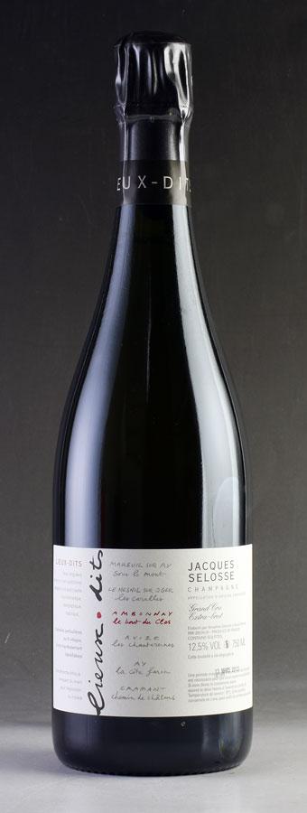 NV ジャック・セロス リュー・ディ ル・ブー・デュ・クロフランス / シャンパーニュ / 発泡・シャンパン