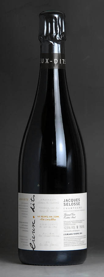 【送料無料】 NV ジャック・セロス リュー・ディ レ・キャレルフランス / シャンパーニュ / 発泡・シャンパン