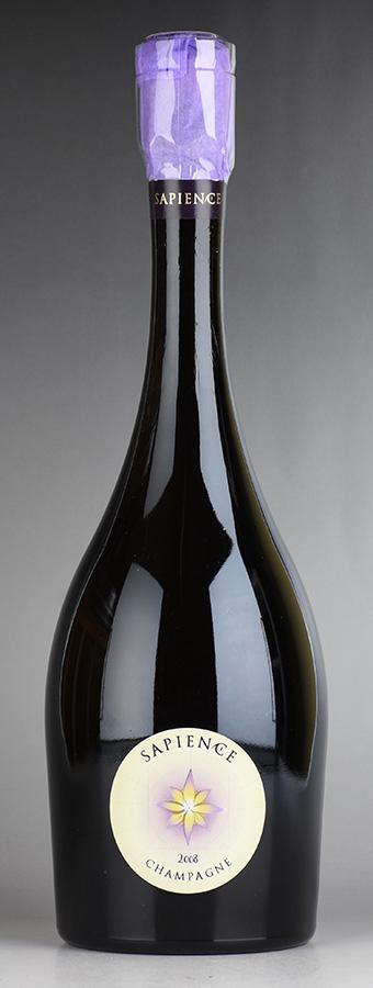 [2008] マルゲ サピエンス プルミエ・クリュフランス / シャンパーニュ / 発泡・シャンパン