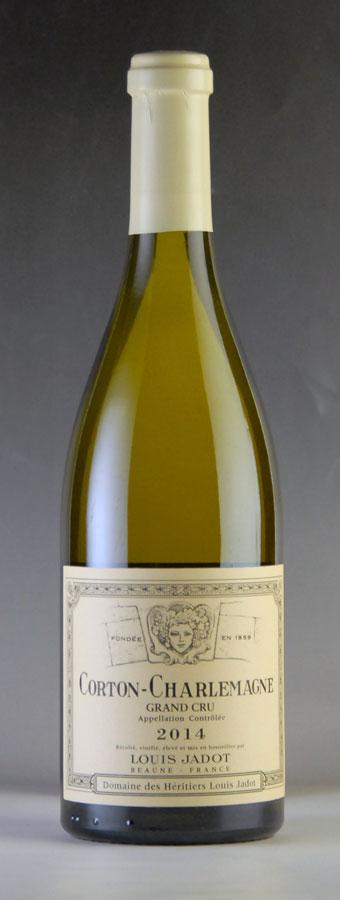 [2014] ルイ・ジャド コルトン・シャルルマーニュフランス / ブルゴーニュ / 白ワイン