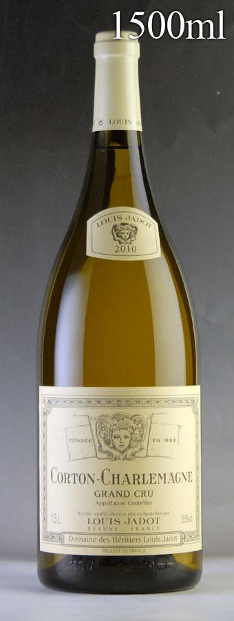 [2010] ルイ・ジャド コルトン・シャルルマーニュ マグナム 1500mlフランス / ブルゴーニュ / 白ワイン