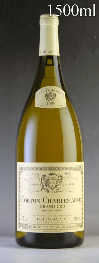 [2009] ルイ・ジャド コルトン・シャルルマーニュ マグナム 1500mlフランス / ブルゴーニュ / 白ワイン