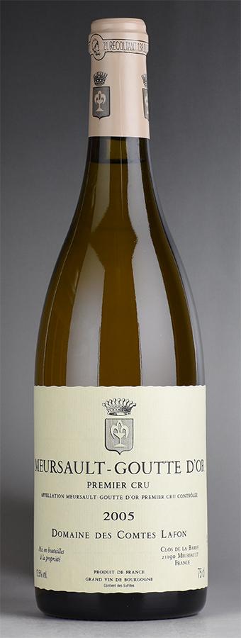 [2005] コント・ラフォン ムルソー・グット・ドールフランス / ブルゴーニュ / 白ワイン