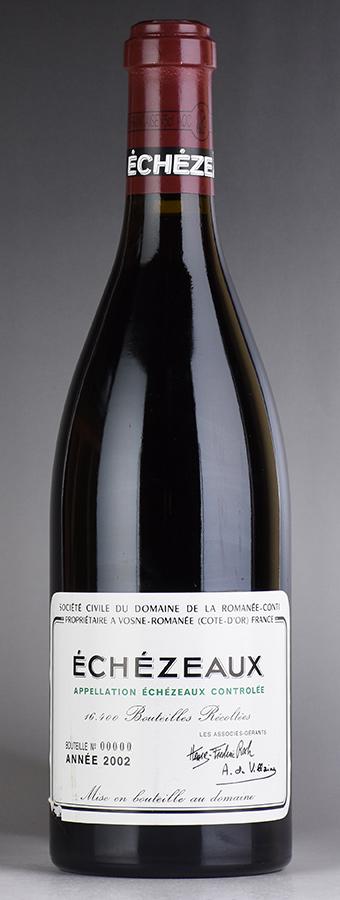 【送料無料】 [2002] ドメーヌ・ド・ラ・ロマネ・コンティ DRC エシェゾー ※ラベル傷ありフランス / ブルゴーニュ / 赤ワイン