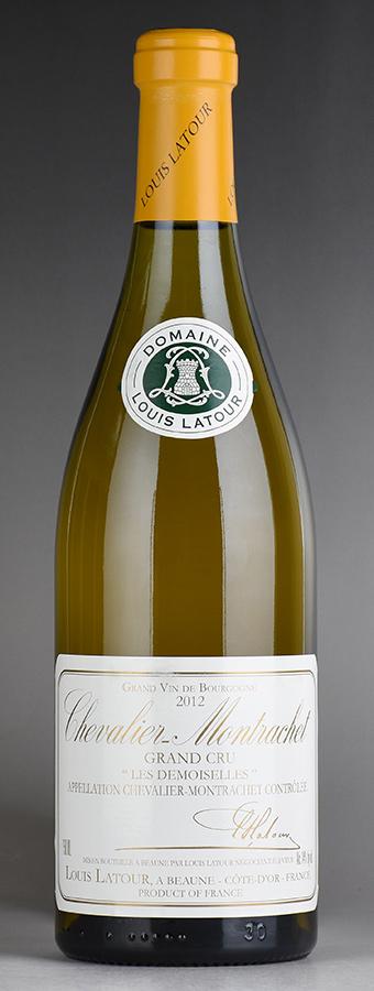[2012] ルイ・ラトゥール シュヴァリエ・モンラッシェ レ・ドゥモワゼルフランス / ブルゴーニュ / 白ワイン