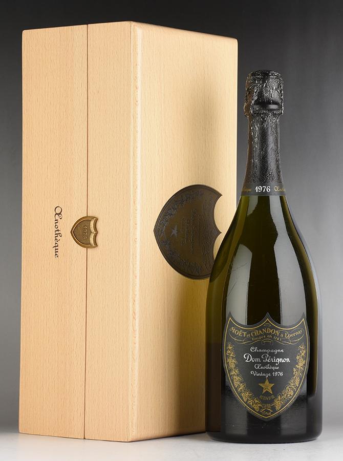 [1976] ドン・ペリニヨン エノテーク 【木箱入り】フランス / シャンパーニュ / 発泡系・シャンパン