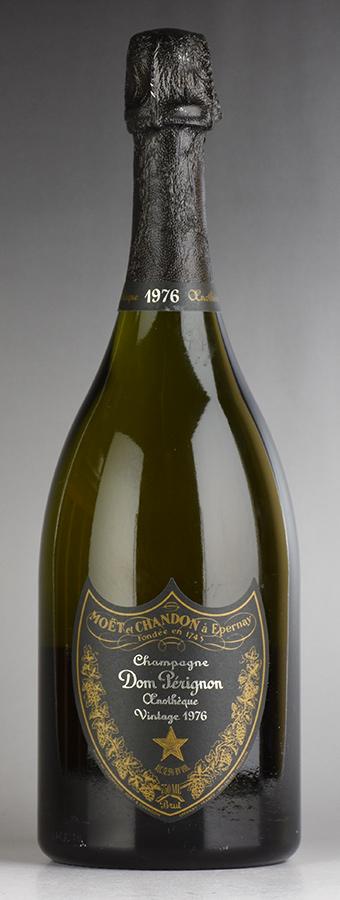 [1976] ドン・ペリニヨン エノテーク 【箱無し】フランス / シャンパーニュ / 発泡・シャンパン