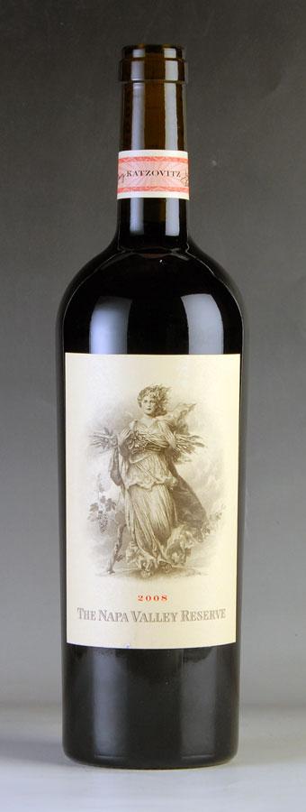 [2008] ザ・ナパ・ヴァレー・リザーブアメリカ / カリフォルニア / 赤ワイン