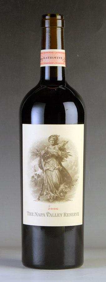 [2006] ザ・ナパ・ヴァレー・リザーブアメリカ / カリフォルニア / 赤ワイン