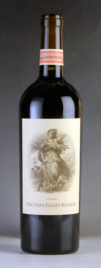 [2005] ザ・ナパ・ヴァレー・リザーブアメリカ / カリフォルニア / 赤ワイン
