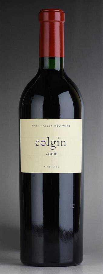 [2006] コルギン ナンバー・ナイン・エステートアメリカ / カリフォルニア / 赤ワイン